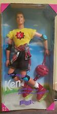 1995 In Line Skating Ken Barbie Doll Mattel