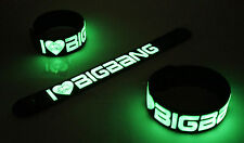 BIGBANG NEW! Glow in the Dark Rubber Bracelet Wristband FANTASTIC BABY vg83