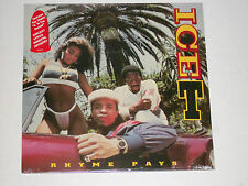 ICE - T  Rhyme Pays  LP SEALED 180g