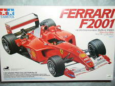 Tamiya 1/20 Ferrari F2001 F1 Model Car Kit #20052