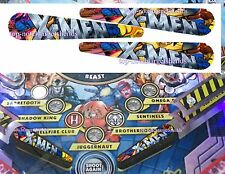 *SALE* X-MEN  Pinball Flipper Armour Mod-3 piece set