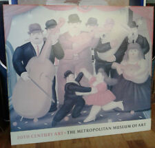 Fernando Botero Night in Columbia Exhibition Poster 20th Metropolitan Museum Art