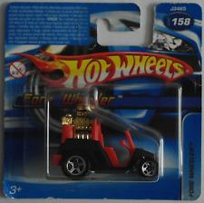 Hot Wheels - Fore Wheeler mattschwarz/rot Neu/OVP