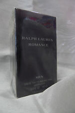 ROMANCE RALPH LAUREN 3.4 OZ 100ML EDT MEN COLOGNE SPRAY NIB FRAGRANCE FOR HIM