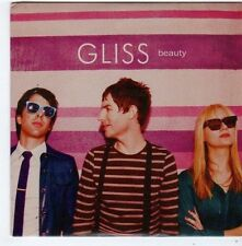 (FG461) Gliss, Beauty - 2009 DJ CD