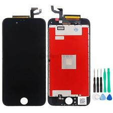 A++ Black LCD Touch Screen Digitizer Framed Assembly For iPhone 6S 4.7 + Tools