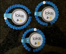Lokai Bracelet • Blue World Water Day • size XL - EXTRA LARGE • FREE SHIPPING