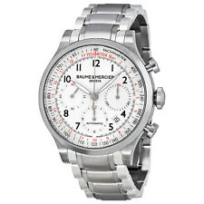 Baume and Mercier Capeland Chronograph Mens Watch MOA10061