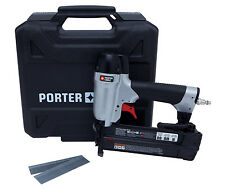 "Porter-Cable BN200C 5/8"" to 2"" 18-Guage Tool-Free Rear Exhaust Brad Nailer Kit"