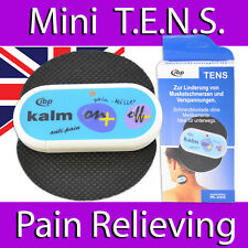 IBP KALM MINI TENS MACHINE  MUSCLE PAIN RELIEF WIRELESS CORDLESS PORTABLE