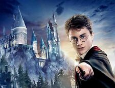 HARRY POTTER PICTURE  POSTER A4 260GSM