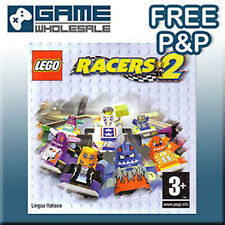 Lego Racers 2 - PC Arcade Racer (New) SL5