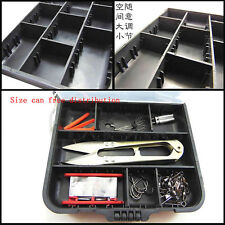 Waterproof Fishing Lure Tackle Hook Bait Storage Box Case With 26 Compartments