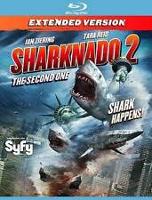 Sharknado 2: The Second One (Blu-ray Disc, 2014) BRAND NEW SEALED