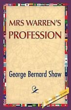 Mrs. Warren's Profession by George Bernard Shaw (2013, Paperback)