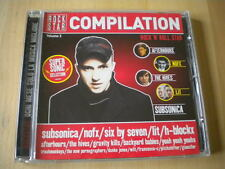 Rock 'n' roll star CD 2002 Subsonica Nofx Six by Seven Lit Afterhours The Hives