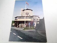 VINTAGE THE ONLY YMCA  THE WINDMILL CANTEEN AUTOBAHN POSTCARD