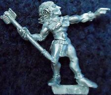 1989 Wood Elf MM80 WE 2 Marauder Elven Army Silvan Warhammer Citadel AD&D Metal