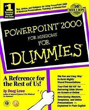 PowerPoint 2000 for Windows for Dummies® by Doug Lowe and Grace Jasmine (1999, P
