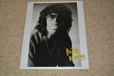 MIKE MORAN signed autograph In Person 8x10 20x25 cm  QUEEN composer
