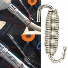 60mm Stainless Steel Exhaust Springs Expansion Chambers Manifold Link Pipe New