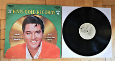 LP Elvis Presley - Elvis' Gold Records - Volume 4 Made in England 1975 LSP-3921