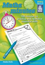 RIC Publications ~ MATHS MINUTES ~ Book E Age 6-7 Years