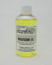 WHEATGERM CARRIER/MASSAGE OIL 200ML FREEpp BLEND with OUR PURE ESSENTIAL OILS