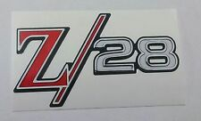 "Z28 Z-28 1969 emblem badge sticker decal 5""x2.8"""