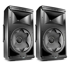 "JBL EON612 12"" Powered PA Speaker Pair"