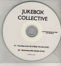 (CJ223) Jukebox Collective, The Rise and Fall of Billy the Kid - 2011 DJ CD