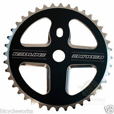 Redline 45T Flight Sprocket Chainwheel Chain Wheel Ring Alloy BMX Old School