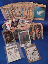 DESERT STORM - PRO SET (250) CROWN (19) (2) SETS + (11) PROMOS & (10) PACKS