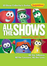 Veggie Tales All the Shows Vol 1