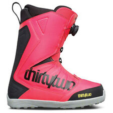ThirtyTwo Men Lashed BOA Snowboard Boots (9) Neon