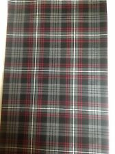 *NEW* AULD LANG SYNE TARTAN TABLE RUNNER - LONGER LENGTH