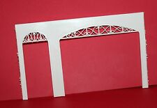Vintage Dolls House Lundby Archway Panel