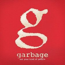 GARBAGE NOT YOUR KIND OF PEOPLE DIGIPAK CD 15 Tracks NEW