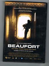 BEAUFORT - JOSEPH CEDAR - GUERRE ISRAEL / LIBAN - COFFRET 2 DVD COMME NEUF