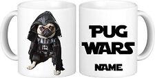 Personalised PUG WARS Mug High Quality 11oz Mug Great Gift