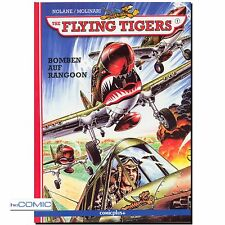 The Flying Tigers 1: Bomben auf Rangoon Félix Molinari FLIEGERSTAFFEL 40er