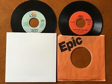 Lot of 2 Ballads 45 Records Pop TC2287 1971 & Country 445520 1976