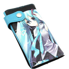 New Hatsune Miku Vocaloid Anime Long Money Card Purse Wallet (1075159)