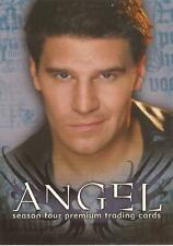 "Angel Season 4 - A4-SD2003 ""Coming August 2003!"" San Diego Comic Con Promo Card"