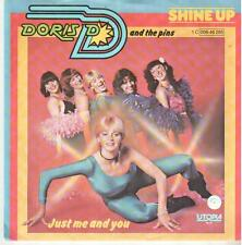 "3357-07  7"" Single: Doris D and the pins - Shine Up"