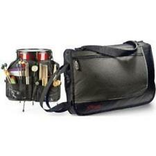 Stagg sdsb17 Profesional Resistente Durable Multi compartimiento Drum Stick Bag Negro