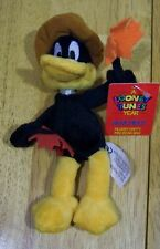 WB Looney Tunes PILGRIM DAFFY DUCK NOVEMBER Plush Stuffed Animal NEW