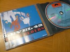 Level 42 - True Colours (1984) - CD - Polydor/Germany - 823 542-2