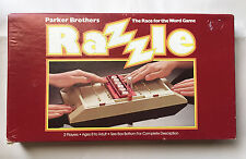 Vintage RAZZLE 1981 Race for the World Game Parker Bros • Complete FREE SHIPPING