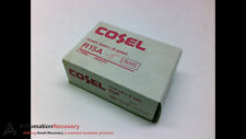 COSEL R15A-5 POWER SUPPLY 5V 3A AC100-120V 0.37A 50-60HZ, NEW